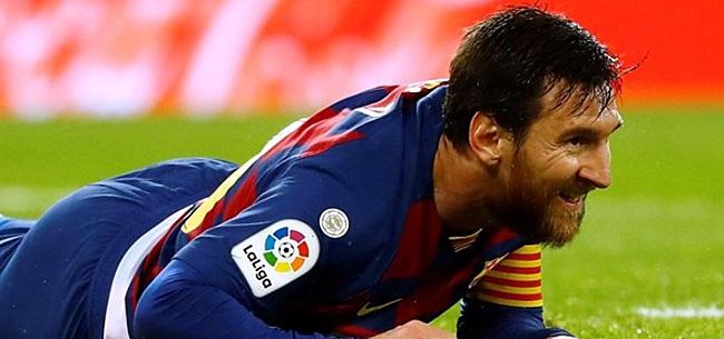 Foto: 'Barcelona komt snel met contractnieuws over Messi'