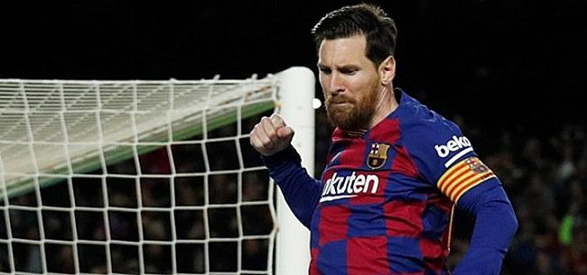 Foto: 'Lionel Messi gaat voor deal van 150 miljoen euro'