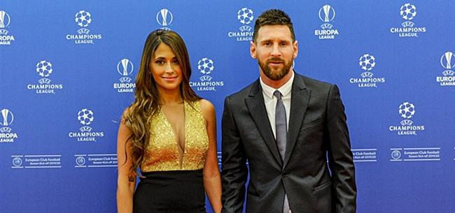 Foto: Messi: 'Het is niet makkelijk onderhandelen met Paris Saint-Germain'