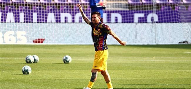 Foto: 'Lionel Messi kan fortuin verdienen na shocktransfer'