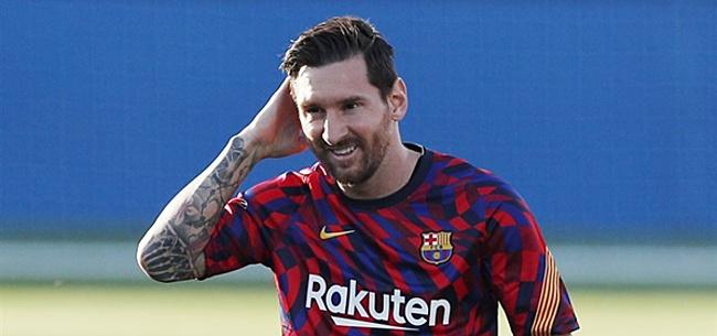 Foto: Messi wederom best betaalde voetballer en treedt toe tot miljardairs