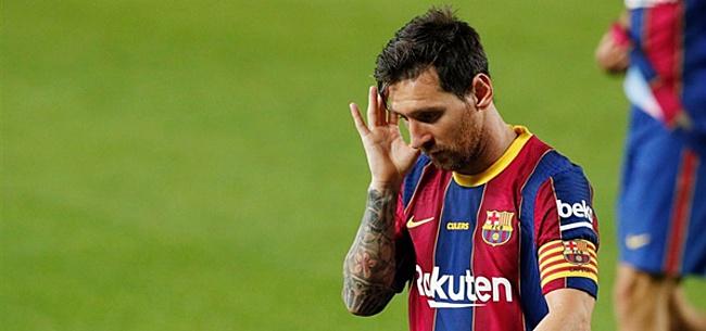 Foto: Messi-loos Barcelona zorgt voor één blij gezicht
