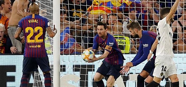 Foto: 'FC Barcelona overweegt drastische maatregel'