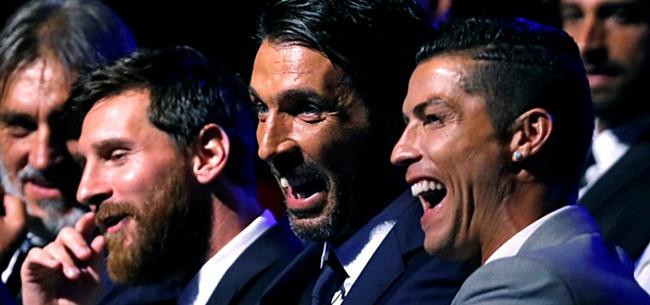 Foto: Ronaldo heeft bizarre eis: wil 1 euro meer verdienen dan Messi