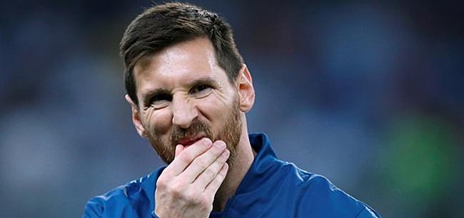 Foto: Wenger onthult gesprekken met Messi: 'Toen nog niet dé ster'