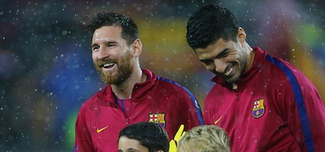 Foto: Fenomenale Messi krijgt vierde gouden schoen, Dost met lege handen