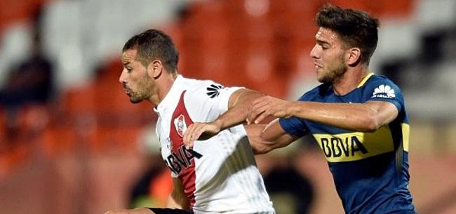 Foto: Magallán spreekt zich uit over belangstelling van Ajax