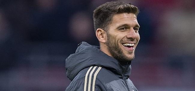 Foto: Magallán over Ajax-doelwit: