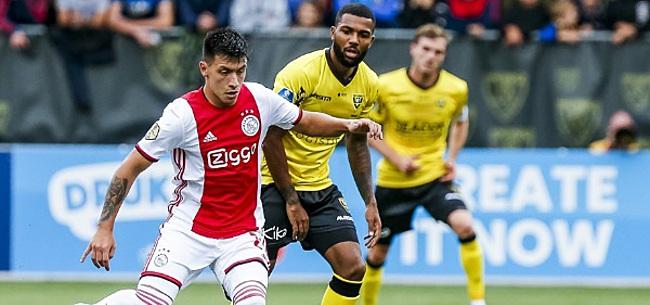 Foto: 'Als Ajax echt wil, kunnen ze Martinez in Amsterdam houden'