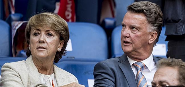 Foto: 'Van Gaal maakt schokkende comeback als coach'