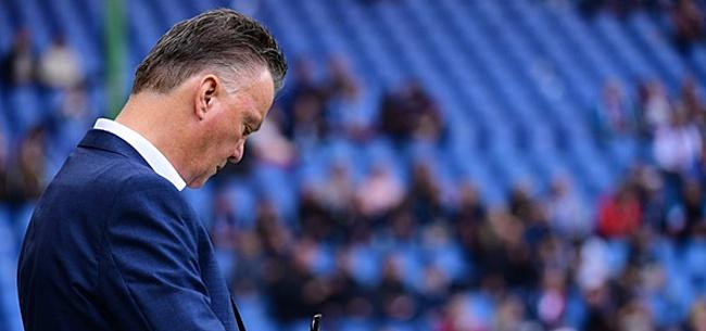Foto: Van Gaal spreekt zich uit over eventuele terugkeer bij Ajax