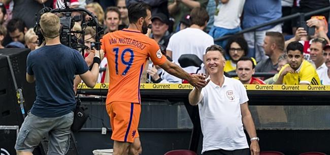 Foto: 'Ik denk dat Van Gaal naar de Verenigde Staten gaat'