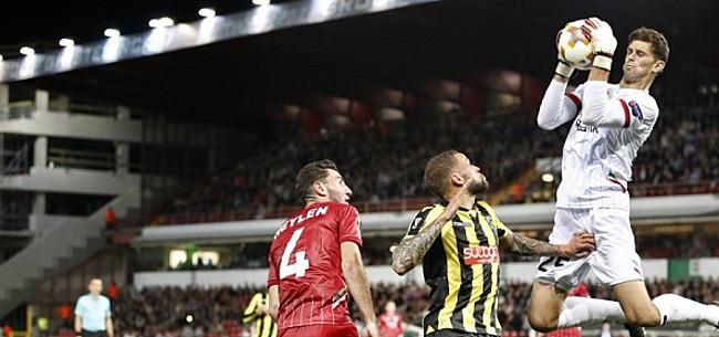 Foto: Vitesse laat zeer welkome overwinning liggen in België