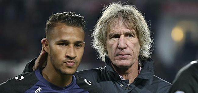 Foto: Verbeek haalt uit naar FC Twente-spits