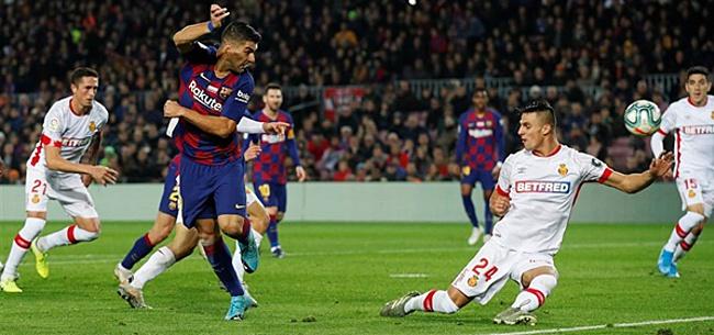 Foto: 'Barcelona denkt aan transfer om blessure Suárez op te vangen'