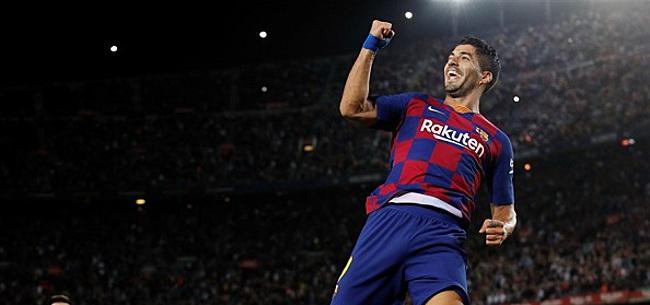 Foto: 'Barcelona heeft transfernieuws voor Suárez en Griezmann'