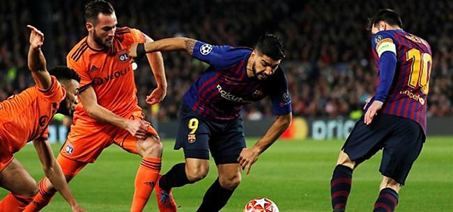 Foto: Suárez maakt veel emotie los: 'Schors hem voor het leven!'