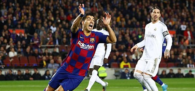 Foto: 'Ajax ontvangt interessant nieuws over Luis Suárez'