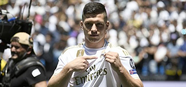 Foto: 'Peperdure Jovic 2 maanden na aankomst al weer op weg naar uitgang Real Madrid'