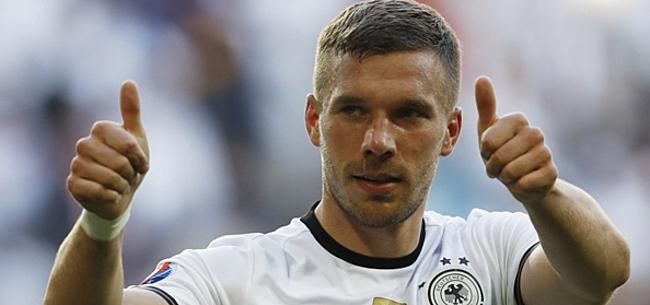 Foto: 129-voudig Duits international zwaait af als aanvoerder bij het nationale elftal