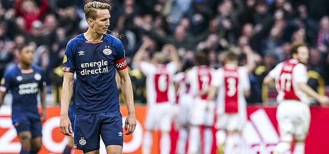 Foto: Luuk de Jong laat zich uit over tegenstander Matthijs de Ligt