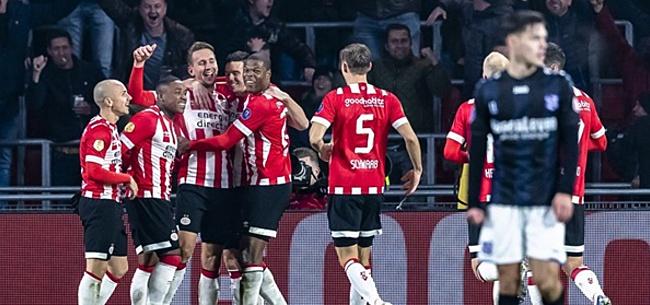 Foto: De Jong baalt: 'Achteraf hadden wij ook verder uit kunnen lopen op Ajax'