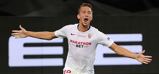 Foto: De Jong krijgt opnieuw vertrouwen in Europese finale