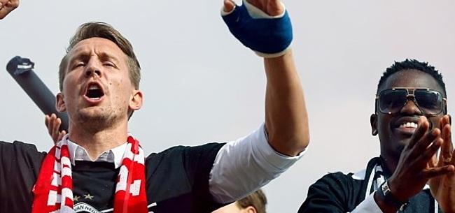 Foto: 'Luuk de Jong heeft knoop over transferplannen doorgehakt'