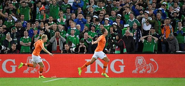 Foto: VI: 'Luuk de Jong maakt grote kans op Oranje-basisplek'