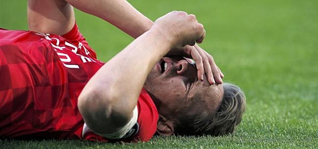 Foto: Ajax-fans gaan helemaal los over Luuk de Jong: 'Wat een sukkel'