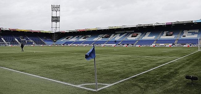 Foto: Positieve coronatest bij PEC Zwolle, oefenduel met Cambuur lijkt door te gaan