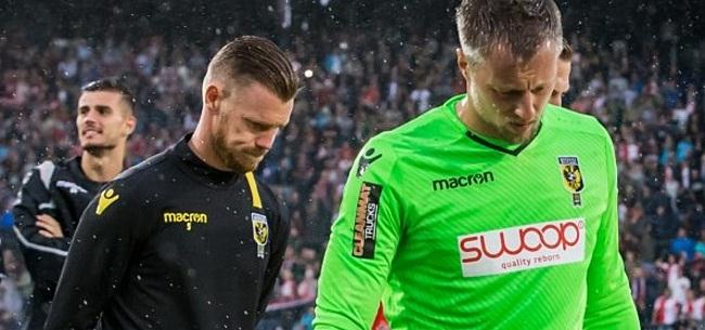 Foto: Slecht nieuws voor Vitesse: