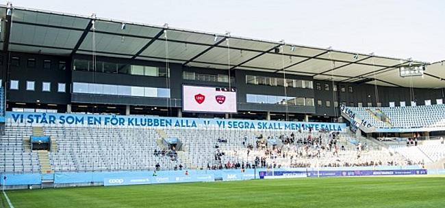 Foto: Malmö FF zet Ghanees op straat wegens verkrachting