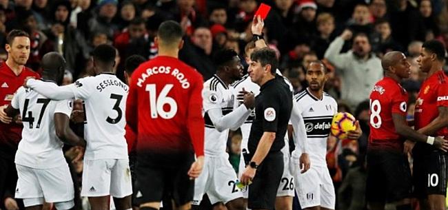 Foto: Manchester United maakt eindelijk weer eens indruk, Arsenal zwijnt in eigen huis