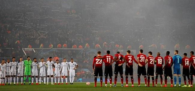 Foto: Kijkers Manchester United - PSG ergeren zich allemaal rot aan hetzelfde