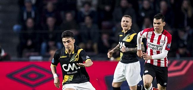 Foto: 'Dat is zorgelijk voor Lozano en PSV'
