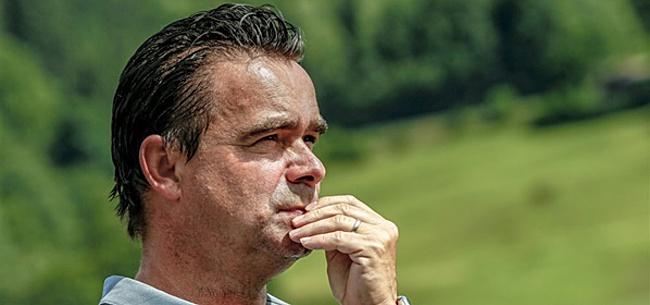 Foto: 'Overmars wil 10 miljoen betalen voor Ajax-aanwinst'