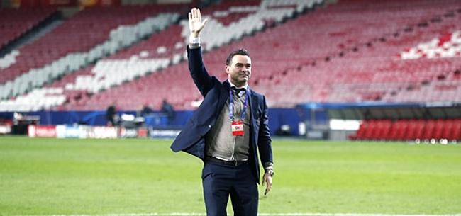 Foto: 'Overmars moet keiharde transferklap uitdelen aan PSV of Feyenoord'