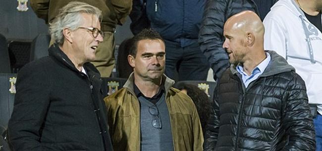 Foto: Ajax zet concurrentie op grote achterstand in transferklassement