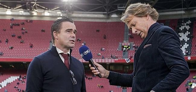 Foto: 'Overmars en Ajax leggen zich neer bij uitgaande transfer'