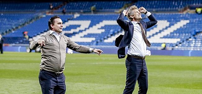 Foto: 'Elke ploeg die nu Ajax loot, denkt: yes! We hebben een kans!'