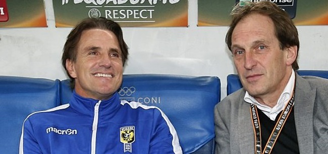 Foto: Vitesse reageert op zomers afscheid Fraser