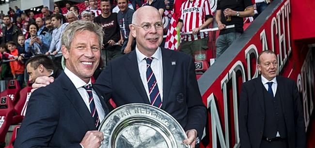 Foto: PSV treurt om vertrek Brands:
