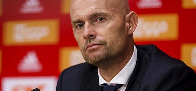 Foto: 'Ajax-ster zit niet bij selectie en lijkt op weg naar Engeland'