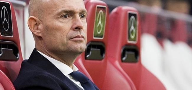 Foto: 'Twee Eredivisie-clubs moeten vrezen na ontslag Keizer'
