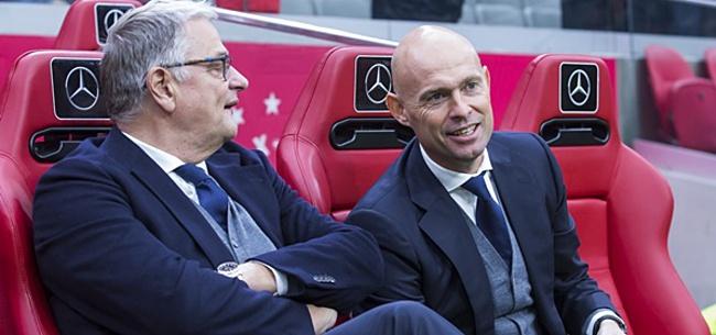 Foto: Ajax-leiding gefileerd: