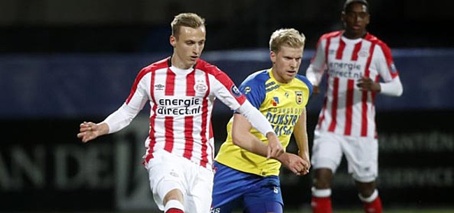Foto: Jong PSV-trainer: