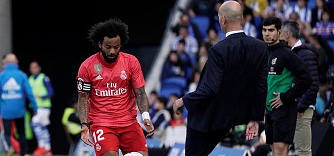 Foto: Na Hazard nog twee vedettes in ziekenboeg van Real Madrid