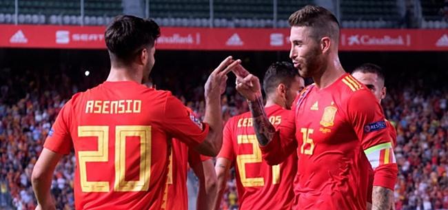 Foto: Spaanse voetbalbond komt clubs tegemoet