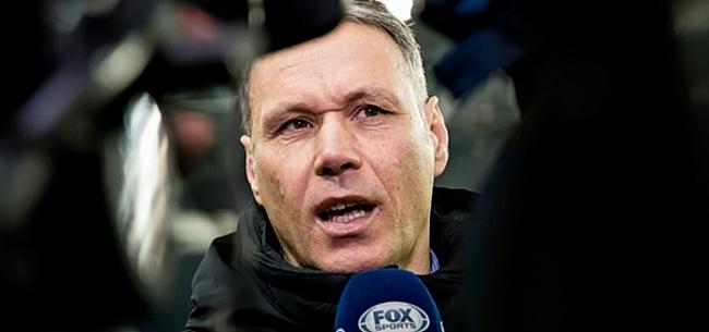 Foto: Van Basten haalt keihard uit om Van de Beek: 'Bizar'